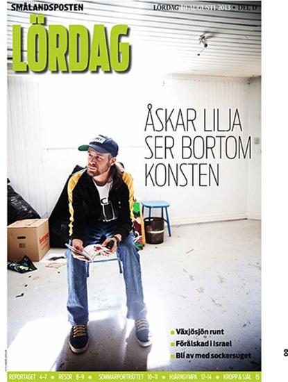 Åskar Lilja - Smålandsposten