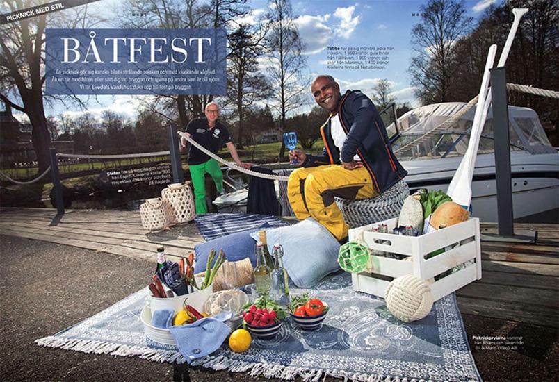 Båtfest - Magasin G Växjö